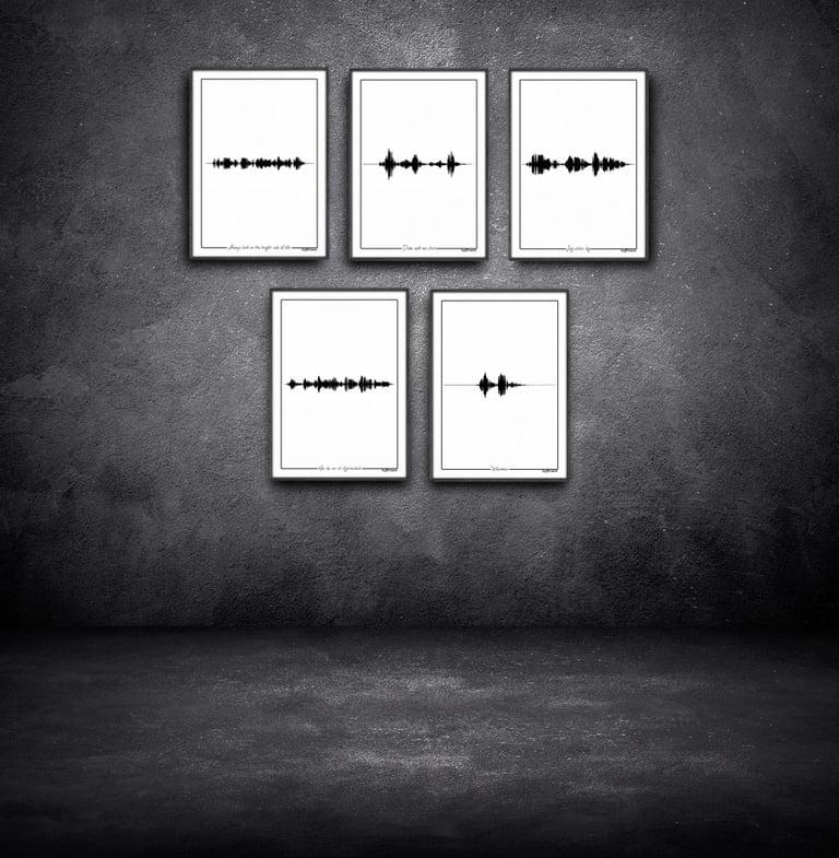 Spoken plakater byfrank
