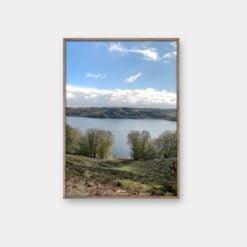 Lake view plakat