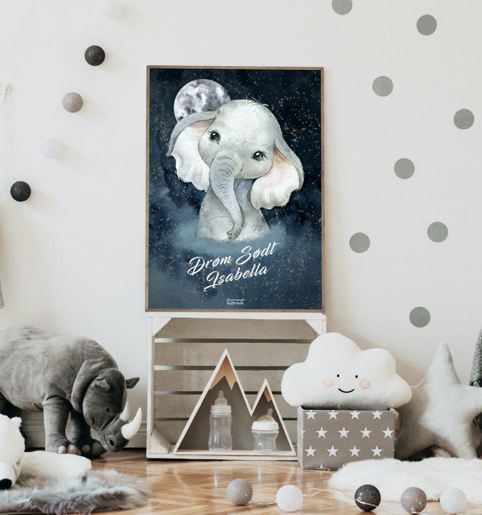 Plakater til børn