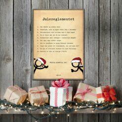Stickmen Julereglementet
